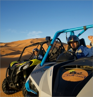 Dune Buggy Ride Merzouga